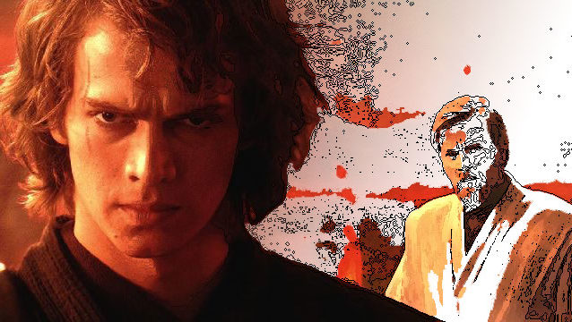 Revenge of the Sith: Paint by Numbers?