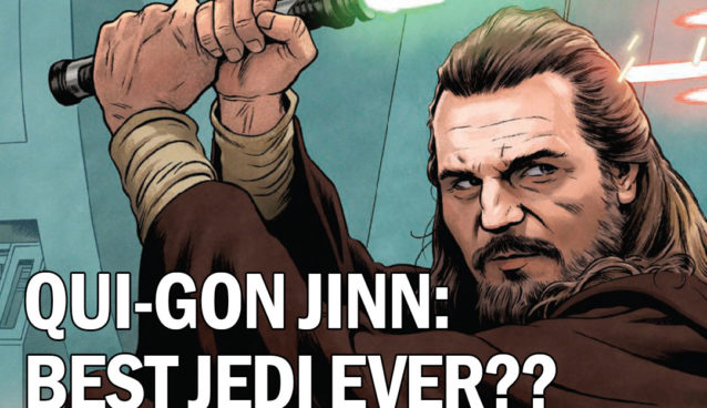 Qui-Gon Jinn: Best Jedi Ever??